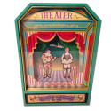 Limited Edition Theatre Dancing Clowns