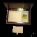 Instrument Inlay Jewelry Box with Key