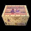 """Little Grey Rabbit"" Jewelry Box"