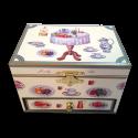 Tableware Ballerina Box