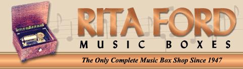 Rita Ford Music Boxes